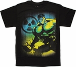 Incredible Hulk Radioactive Dots T Shirt