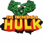 Incredible Hulk Reach Patch