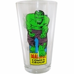 Incredible Hulk Silver Age Glass