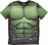 Incredible Hulk Sublimated Costume T Shirt Sheer