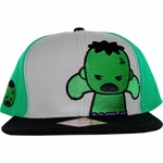 Incredible Hulk Toy Tricolor Hat