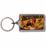 Incredibles Action Keychain