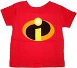 Incredibles Symbol Infant T Shirt