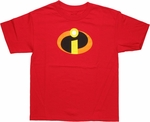 Incredibles Symbol Youth T Shirt