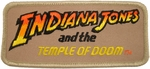 Indiana Jones Temple of Doom Patch