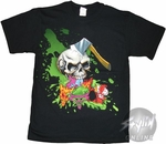 Insane Clown Posse Axe Skull T-Shirt