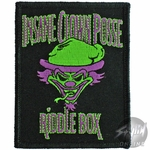 Insane Clown Posse Riddle Box Patch