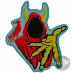 Insane Clown Posse Wraith Patch