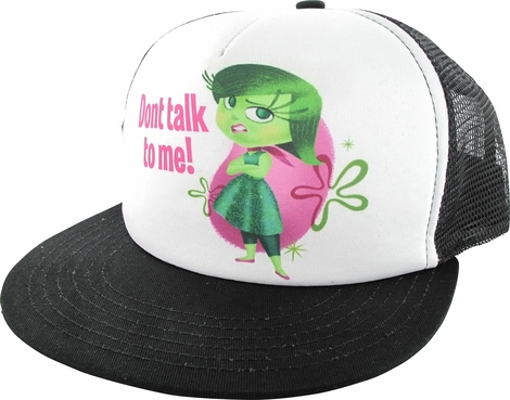 Inside Out Disgust Dont Talk to Me Trucker Hat