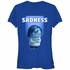 Inside Out Only Sadness Juniors T-Shirt