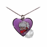 Inuyasha Heart Necklace