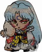 Inuyasha Sesshomaru Patch