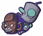 Invader Zim Patch