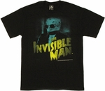 Invisible Man T Shirt