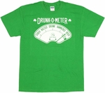 Irish Drunk Meter T-Shirt