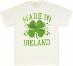 Irish Made in Ireland T Shirt