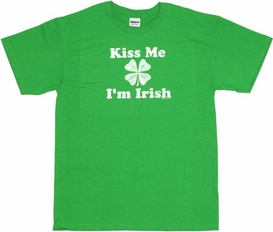 Kiss Me Irish T-Shirt