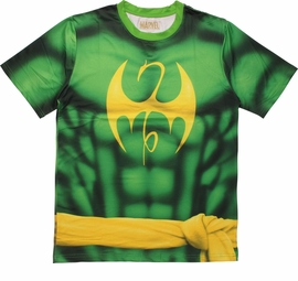 Iron Fist Sublimated Costume T-Shirt Sheer