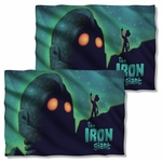 Iron Giant Look to the Stars FB Pillow Case