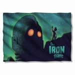 Iron Giant Look to the Stars Pillow Case