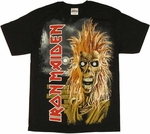Iron Maiden Cover T-Shirt