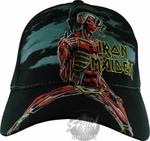 Iron Maiden Time Hat