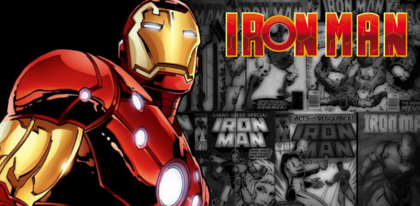 Featured Iron Man
