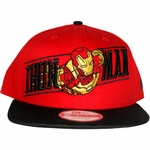 Iron Man 3 In Name Hat