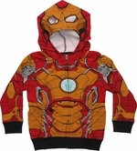 Iron Man 3 Mark XLII Toddler Hoodie