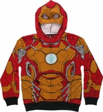 Iron Man 3 Mark XLII Youth Hoodie