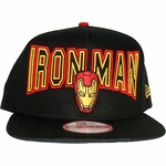 Iron Man 3 Name Mask Hat