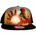 Iron Man 3 Palm Blast Hat