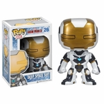 Iron Man 3 Space Suit Pop Marvel Vinyl Bobblehead