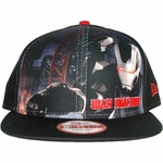 Iron Man 3 War Machine Hat