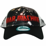 Iron Man 3 War Machine Mesh Hat
