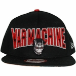 Iron Man 3 War Machine Name Mask Hat