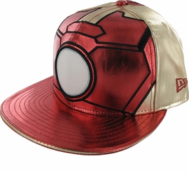 Iron Man Age of Ultron Armor Glow 59FIFTY Hat
