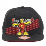 Iron Man Chain Break Hat