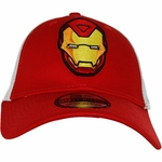 Iron Man Character Mesh 39THIRTY Hat