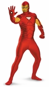 Iron Man Deluxe Bodysuit Costume