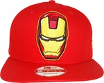 Iron Man Head Hat