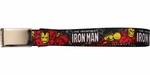 Iron Man Invincible Wrap Mesh Belt