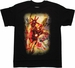 Iron Man Marvel 75th Special Edition Alex Ross T Shirt