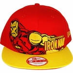 Iron Man Portrait Hat
