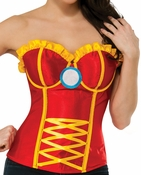 Iron Man Rescue Ribbon Costume Bustier
