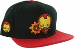 Iron Man Toy Black Hat