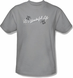 Its a Wonderful Life Logo T Shirt