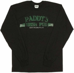 Its Always Sunny in Philadelphia Paddys Pub Long Sleeve T-Shirt