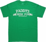 Its Always Sunny Paddys Pub T-Shirt
