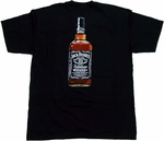 Jack Daniels Bottle T-Shirt